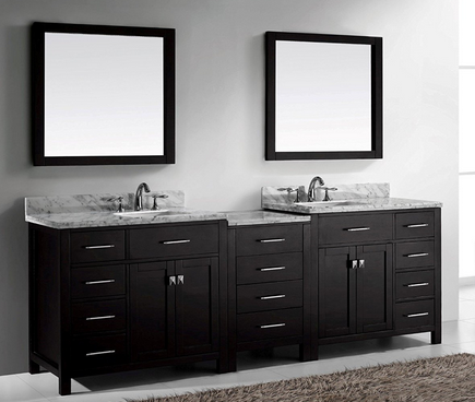 Incredible 20 Best Bathroom Vanities Reviewed Single Double You Home Interior And Landscaping Oversignezvosmurscom