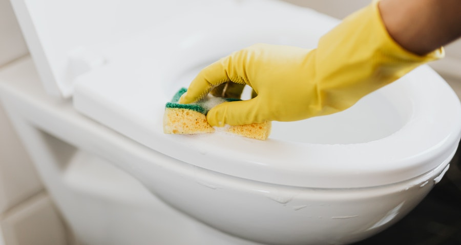 How do You Clean a Badly Stained Toilet