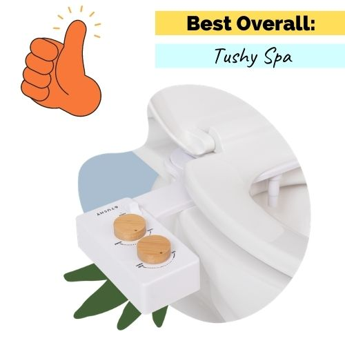 Tushy Spa Best Overall